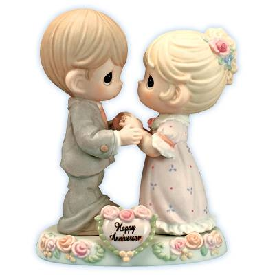 Precious Moments Our Love Was Meant To Be Figurine 115909